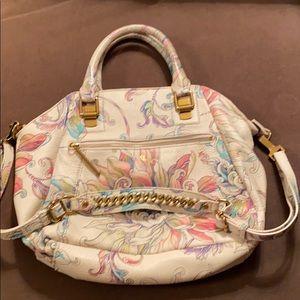Elliott Lucca super soft watercolor pattern purse